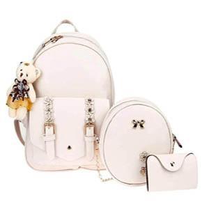 backpack for women stylish latest white