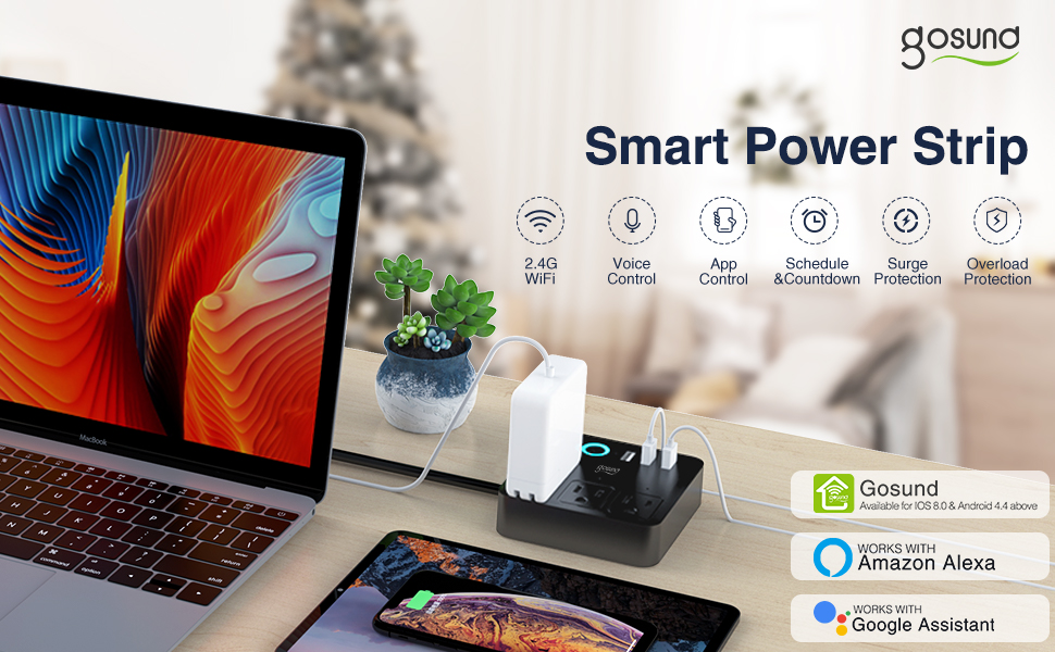 WP9 smart power strip
