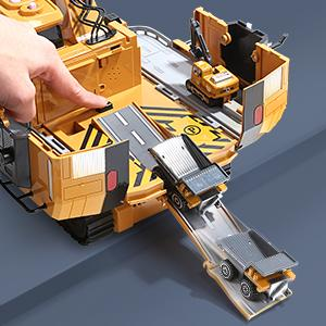 Construction Toy Vehicle Playsets