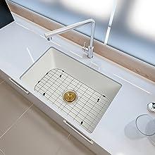 Sink Grid Medium Size/Center Hole