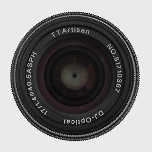 TTartisan 17mm F1.4