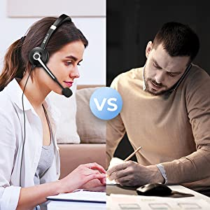 Office headset