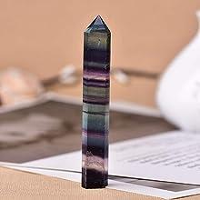 Natural Healing Crystal Wands