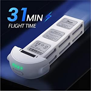 Flashandfocus.com af75ceb9-33e8-4d6e-8ad9-08a89ede79b4.__CR0,0,372,372_PT0_SX300_V1___ Potensic Dreamer Drone with Camera for Adults 4K 31Mins Flight, GPS Quadcopter with Brushless Motors, Auto Return, 5.8G…