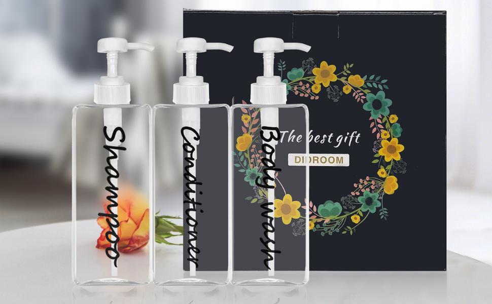 shampoo dispenser 1