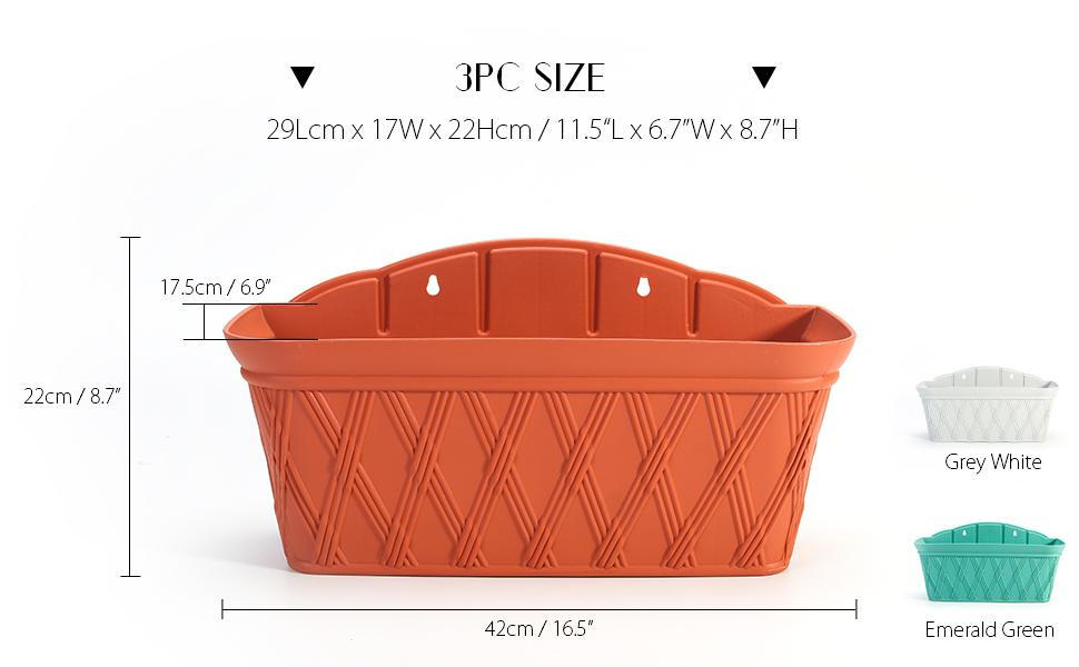 3pc size