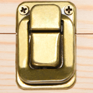 2 Front Clasps