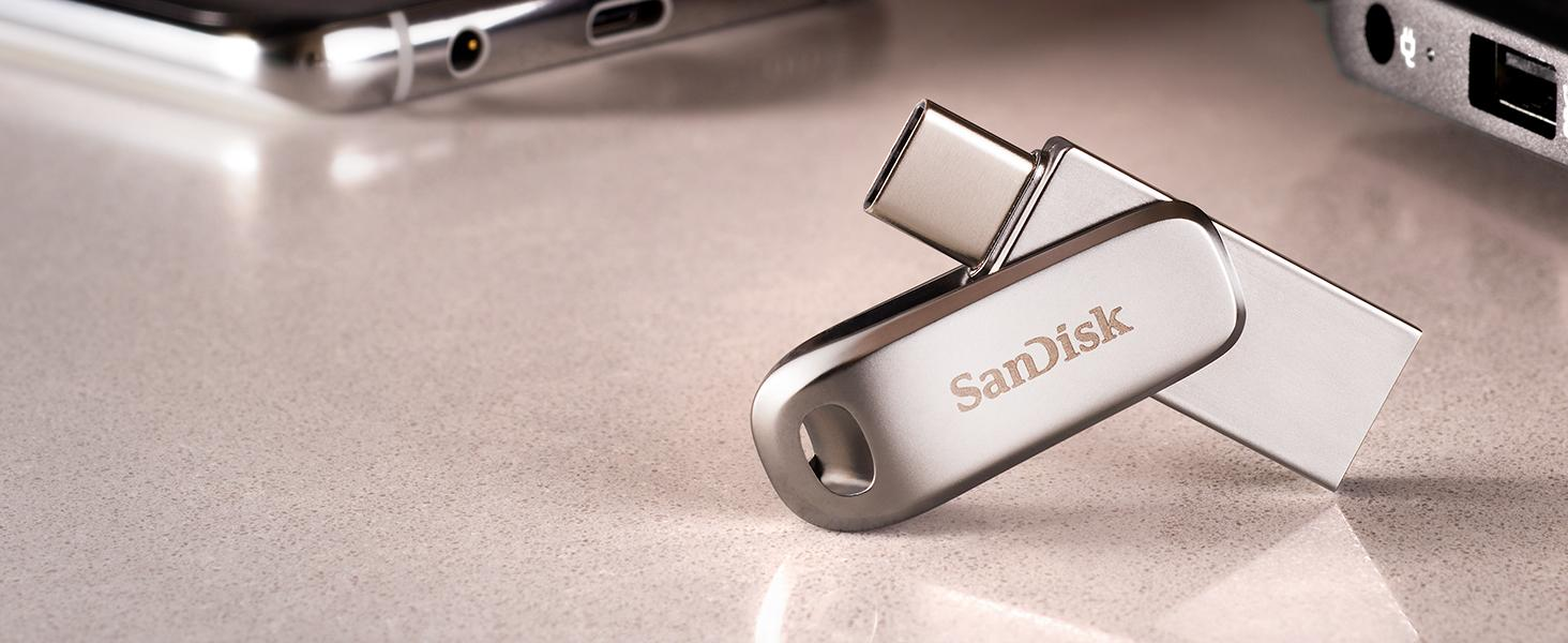 All metal, 2-in-1 drive