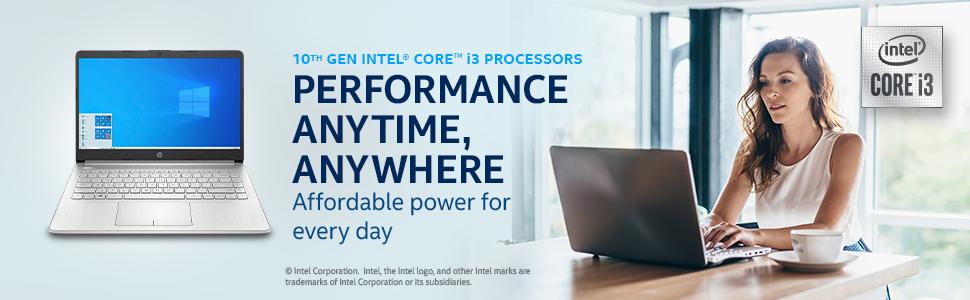 10th Gen Intl Core i3 Processors