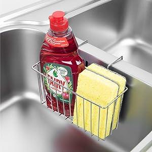 sponge rack for kitchen sink sponge brush holder sponge dish holder