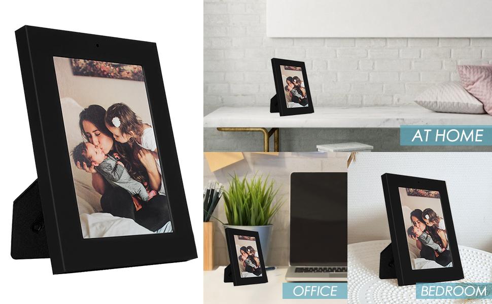 hidden camera photo frame
