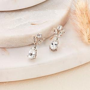 Clogau Kensington Fife Earrings