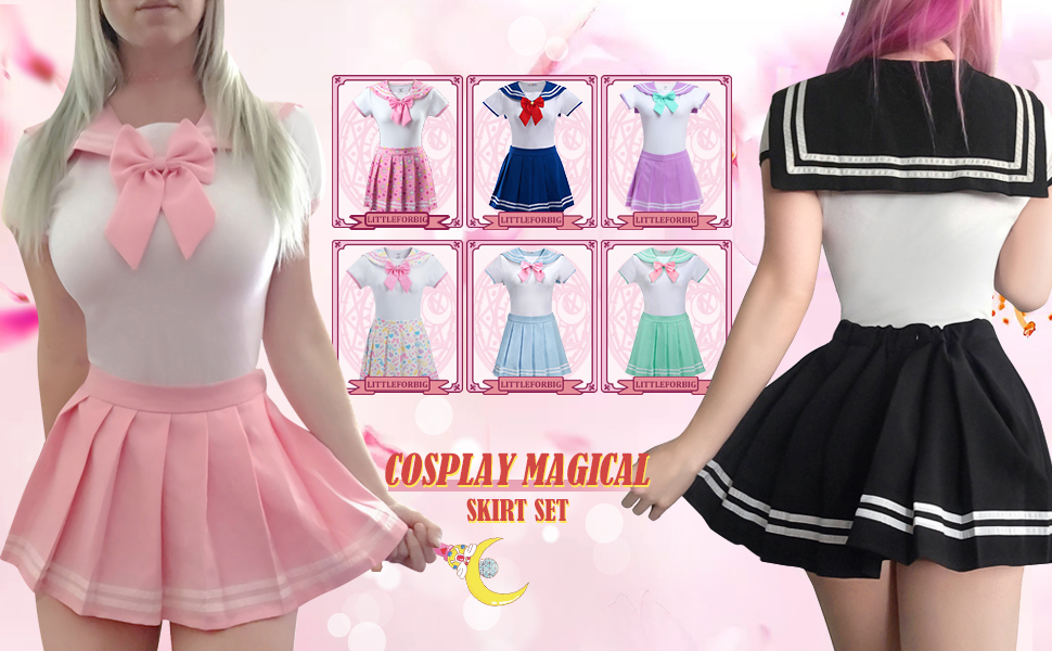 Details about  /Adult Baby Lover Snap Crotch Romper Pajamas Cosplay Skirt