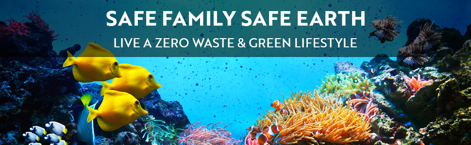 green planet, respect ocean, sustainable life style