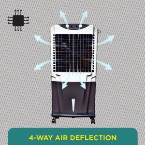 4-Way Air Deflection