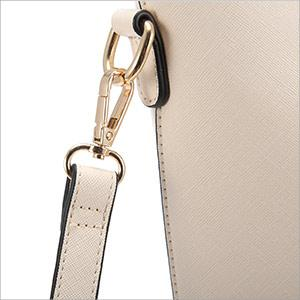 Purses for women with metal buckle