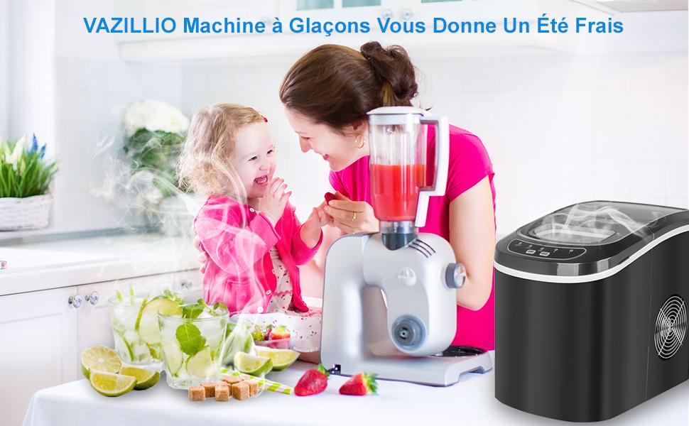 VAZILLIO machine a glacons