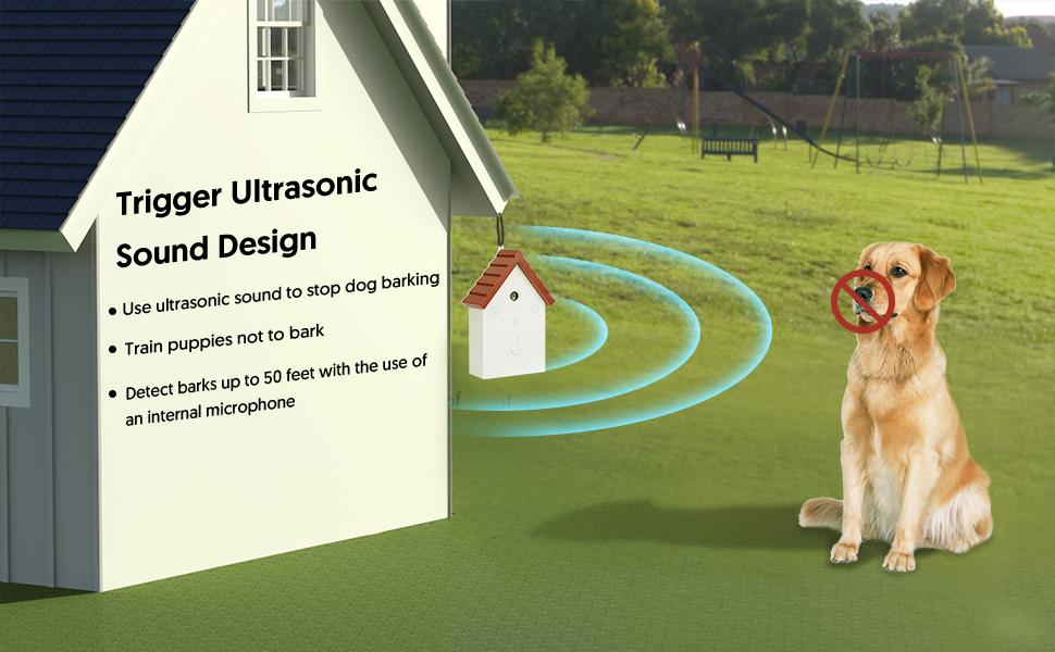 Trigger Ultrasonic Sound Design