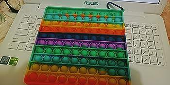 Jumbo Pop Toys 100 Bubbles for Children Autism
