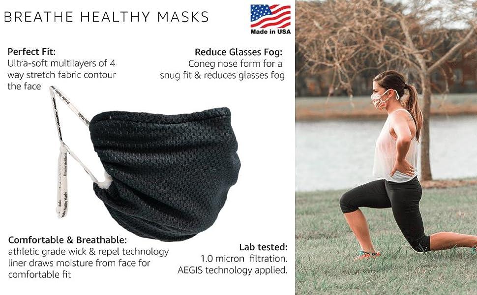 breathe healthy masks