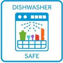 dishwasher safe tableware