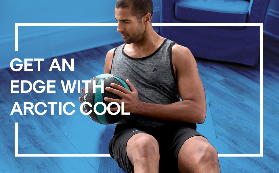 Get An Edge With Arctic Cool