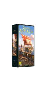 7 Wonders Armada Expansion Board Game