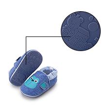 baby cartoon rubber sole