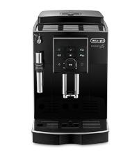 セミスタンダードモデル デロンギ コンパクト全自動コーヒーメーカー  マグニフィカS  ミルク泡立て 手動 ブラック