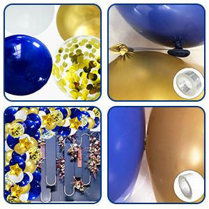 How to make balloon garland