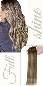 lace clip in hair extensions