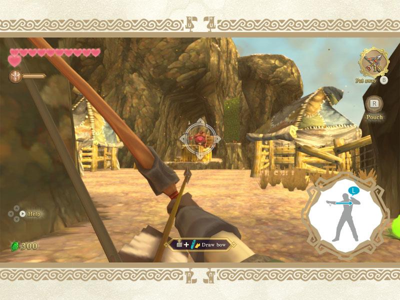 Legend of Zelda Skyward Sword HD 11