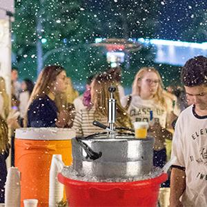 corny keg party tap BEER PARTY keg pump tap