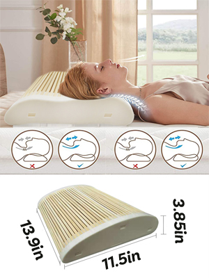 Human Functional Design promote blood circulation lmprove sleep quality keeping smoothing breath