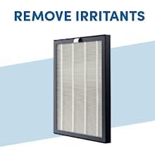 Remove Irritants