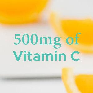 500mg of Vitamin C Chewables