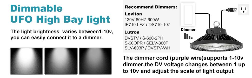 high bay ufo light