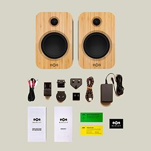 Get Together Duo wireless Bluetooth bookshelf speakers