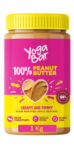 100% pure peanut butter