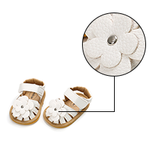 baby beach sandal