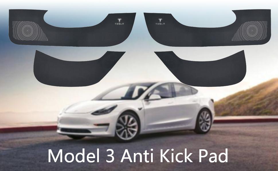 Side Edge Protector Pads  Protection Side Edge Film  tesla model 3