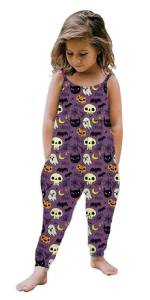 Halloween baby girl clothes boys Jumpsuit Bodysuit
