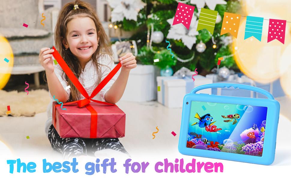 kids tablet for boys birthday gift