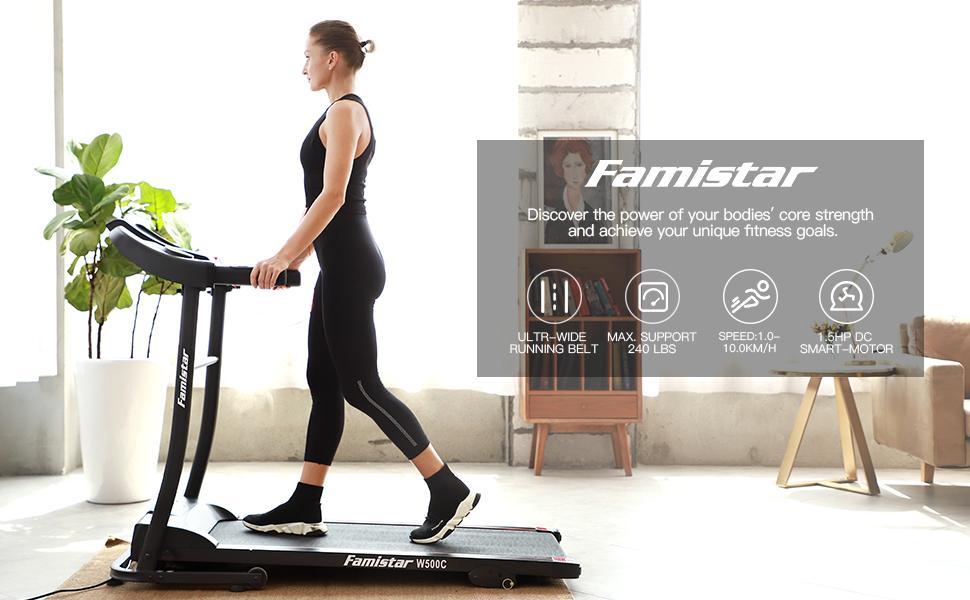 Treadmill W500C
