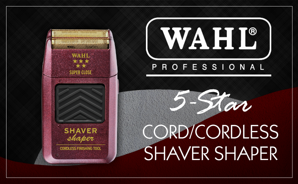 shaver shaper header