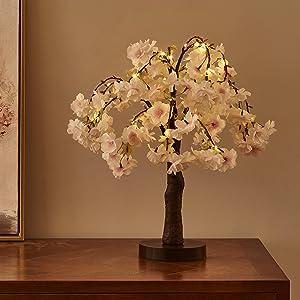 cherry blossom tree lights