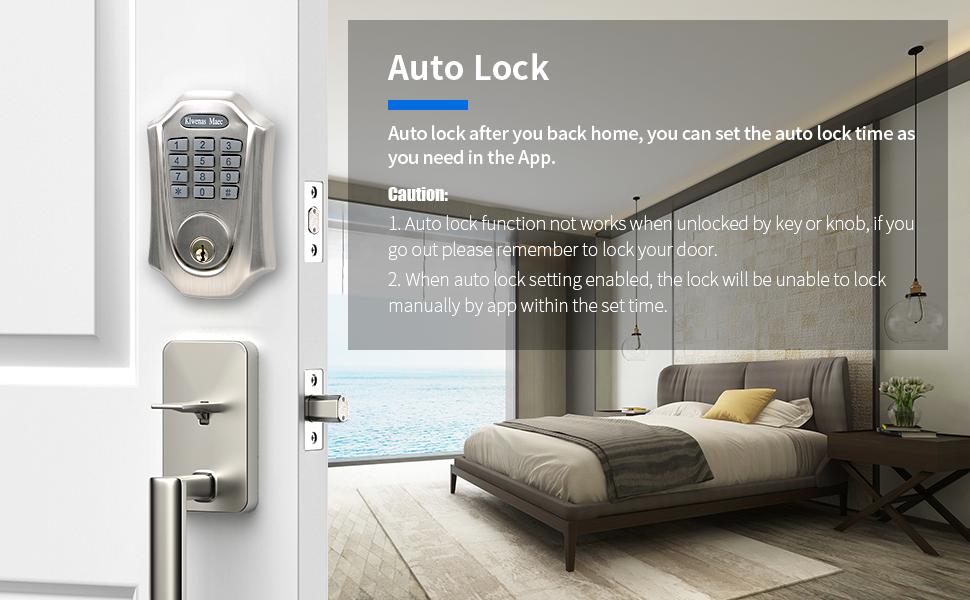 Auto Lock Function