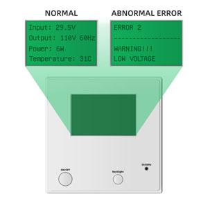 wireless remote control inverter