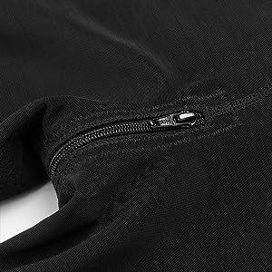 zipper clousre