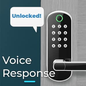 lock feedback in real time